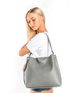 439 SILVER - Silver Shoulder Bag