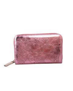453 PINK - Pink Patterned Purse