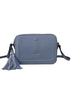 511 DUSKY BLUE - Dusky Blue Cross Body Bag