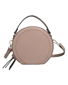 536 TAUPE - Taupe Round Grab Bag