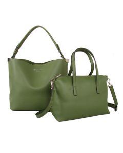 556 GREEN - Green Bag In A Bag