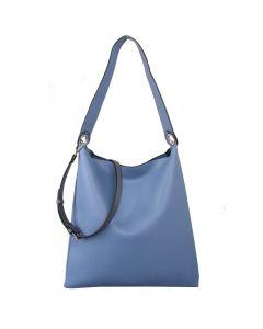 557 BLUE - Blue Shoulder Bag
