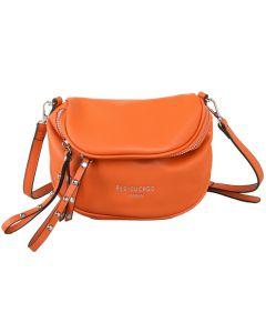 605 ORANGE - Orange Cross Body Bag