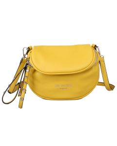 605 YELLOW - Yellow Cross Body Bag
