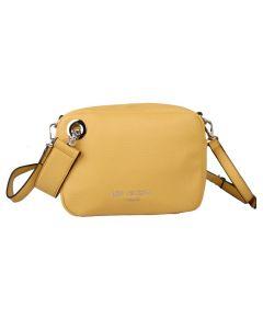 606 YELLOW - Yellow Cross Body Bag