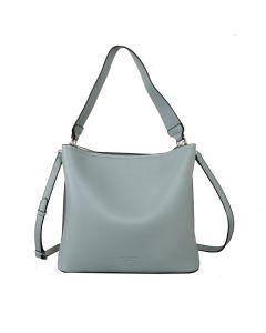 617 MINT - Mint Shoulder Bag With Magnetic Closure