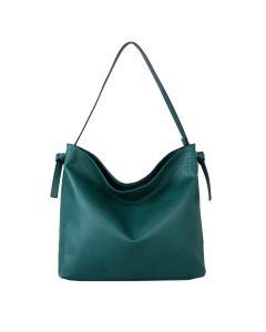 632 EMERALD - Emerald Panel Effect Shopper
