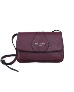 690 PURPLE- Purple Cross Body Bag