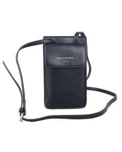 692 BLACK - Black Crossbody Bag