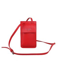 692 RED - Red Crossbody Bag