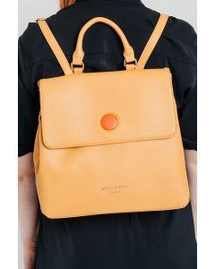 718 YELLOW - Yellow Backpack
