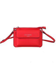 720 RED - Red Cross Body Bag