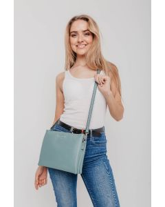 602 MINT - Mint Cross Body Bag