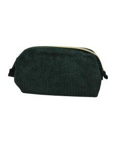 PP130 EMERALD - Large Emerald Make Up Bag