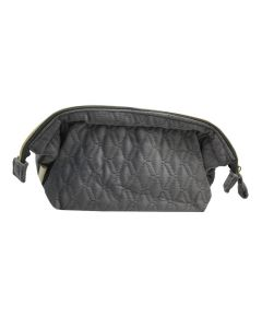 PP131 GREY - Large Grey Soft To Touch Make Up