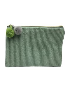 PP138 DUCK EGG - Small Duck Egg Make Up Bag