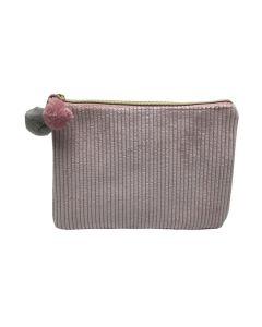 PP138 PINK - Small Pink Make Up Bag