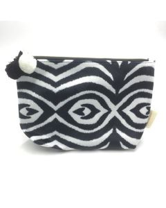 PP141 ZEBRA - Small Zebra Make Up Bag